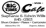 Big Time Cafe